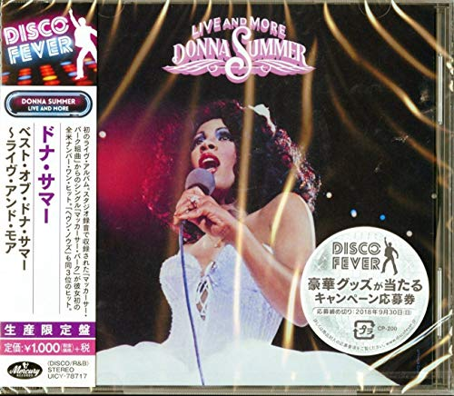 Live & More (Disco Fever) [Import USA]