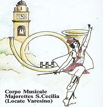 Corpo musicale - Majorettes S. Cecilia (Vintage)