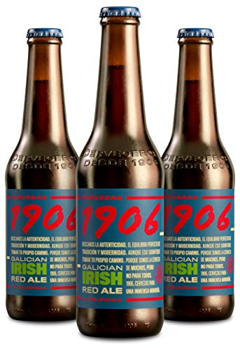 1906 Galician Irish Red Ale Pack 6x33cl