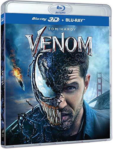 Venom (BD 3D + BD) Blu-ray