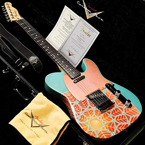 Fender Custom Shop/MasterBuilt Series Artistry Telecaster by Greg Fessler Art Work by Madison Roy