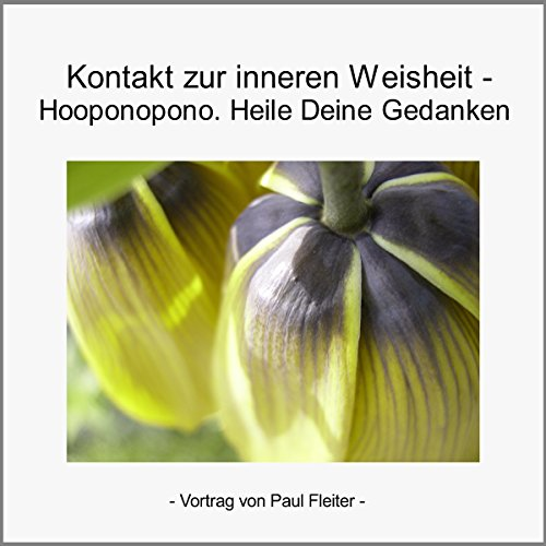 Kontakt zur inneren Weisheit & Hooponopono. Heile Deine Gedanken Titelbild