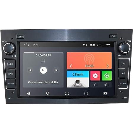 Hizpo 2din Android 10 Autoradio Mit Bluetooth Gps Elektronik