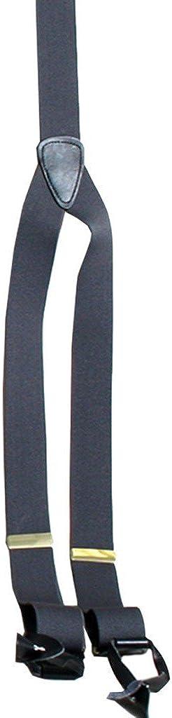 Scully Men's Elastic Y-Back Rangewear Suspender