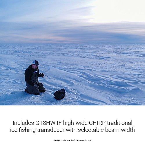 Garmin Small Ice Fishing Kit, 010-12462-10