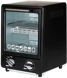 ライソン 縦型オーブントースター 黒 KDTO-001B