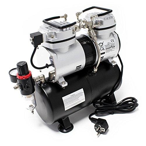 Airbrush Kompressor Wiltec AS196 - 2