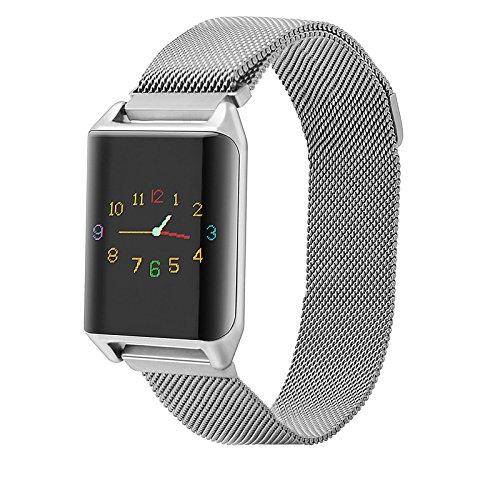 Farbe Wasserdicht Smart Sport Armband Männer Und Frauen Test Herzfrequenz Blutdruck Uhr Schlaf Schrittzähler Bluetooth Apple,Silver