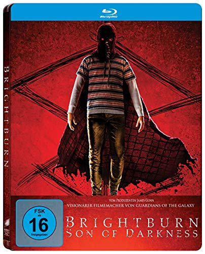Brightburn: Son of Darkness (Limited Steelbook) [Blu-ray]