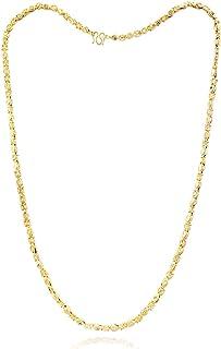 Handicraft Kottage Gold Plated Chain for Girls/Women