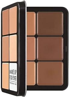 Make Up For Ever Ultra Hd Foundation Palette Multicolor