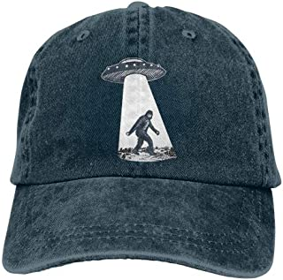 Edwards. Adult The Pineapple Good Vibes Adjustable Mesh Hat UFO Bigfoot Trucker Baseball Cap