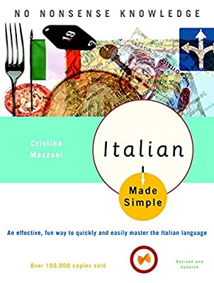 Italian Made Simple: Revised and Updated by Crown