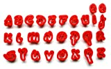 Disney Font Alphabet | Lowercase Letters | Fondant Cake Decorating Set or Cookie Cutters