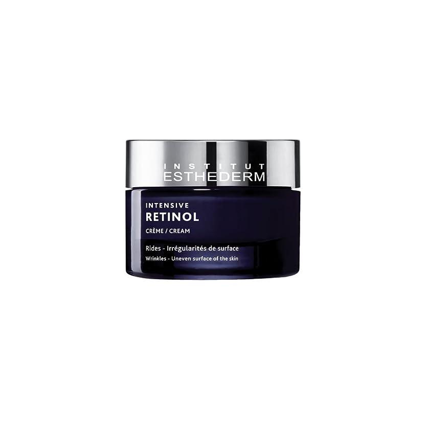 Institut Esthederm Intensive Retinol Cream 50ml [並行輸入品]