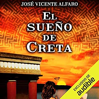 El sueño de Creta (Narración en Castellano) [The Dream of Crete] audiobook cover art