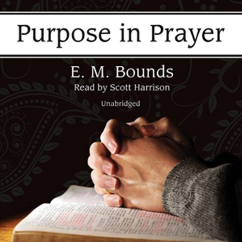 Purpose in Prayer audiobook cover art