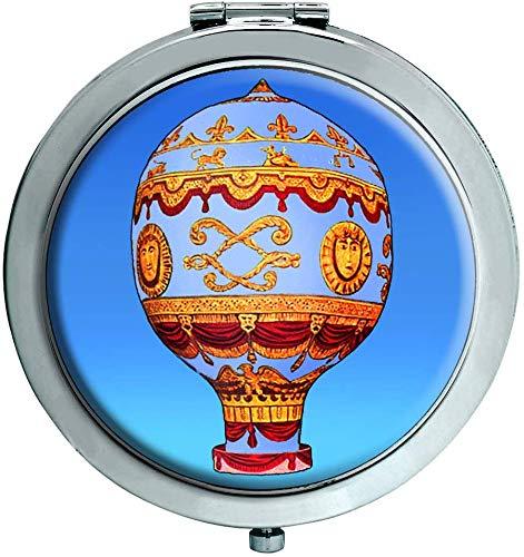Montgolfier Brothers Globo Compacto Espejo