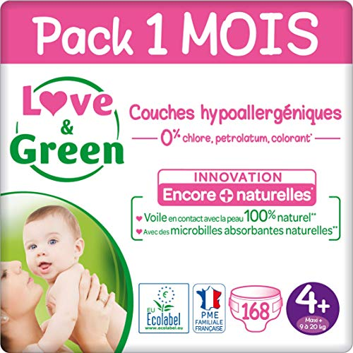 love and green carrefour