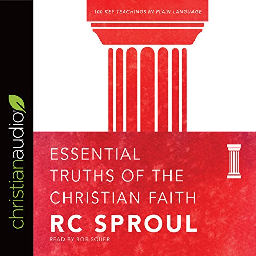 Couverture de Essential Truths of the Christian Faith