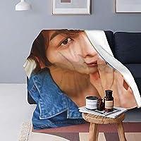 魅力的な芸術 横浜流星 よこはま りゅうせい 毛布 ブランケット ひざ掛け 洗いok 綿毛布 掛け毛布 通年使用 暖房 軽量 肩掛け 冷房対策 大判 車用 おしゃれ