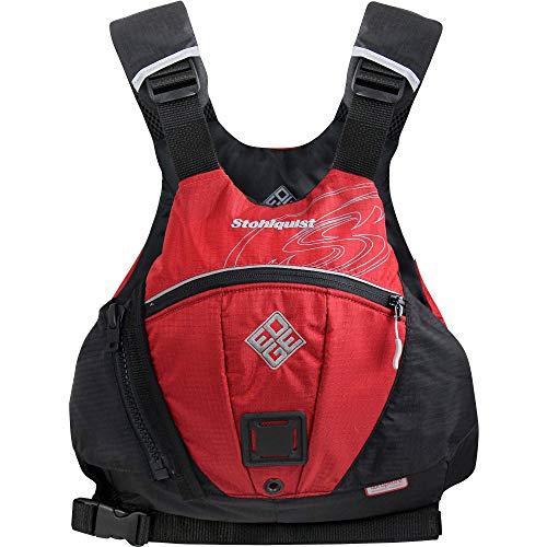 Stohlquist Edge Lifejacket (PFD)-Red-S/M