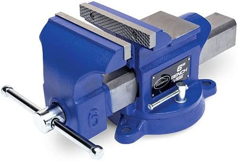 NEW Eastwood 6 in. Bench Vise Iron Heavy Metalwor Clamp NEW before selling Duty Milling