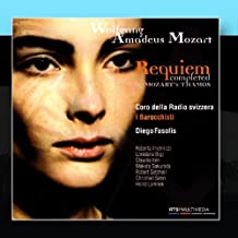 Requiem Completed By Mozart's Thamos