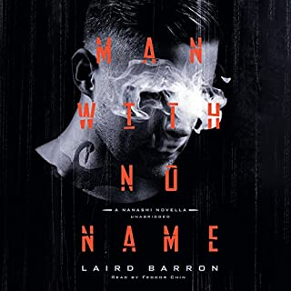 Man with No Name audiobook cover art