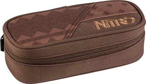 Nitro Pencil Case, Federmäppchen, Schlampermäppchen, Faulenzer Box, Federmappe, Stifte Etui, Northern Patch