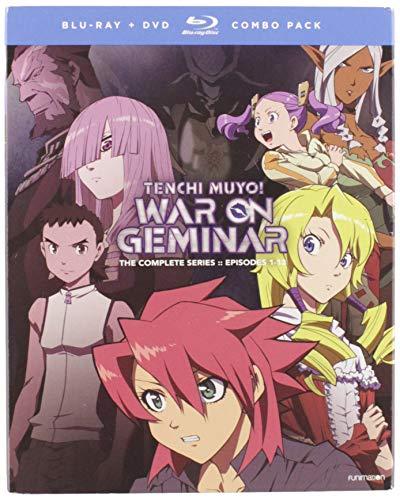 Tenchi Muyo! War on Geminar: The Complete Series [Blu-ray]