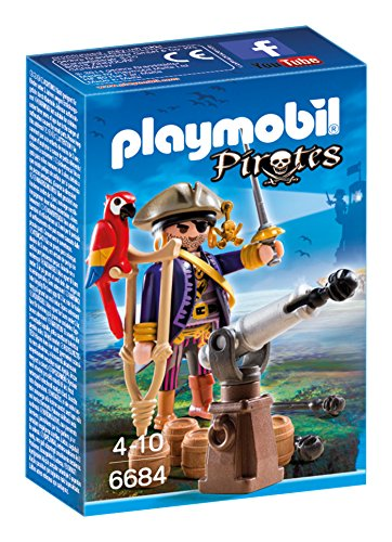 Playmobil Capitán pirata (66840)
