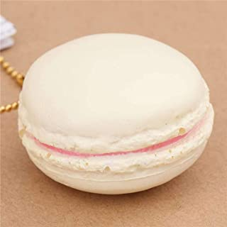 Cafe de N Off-White Macaron Treat Squishy Charm