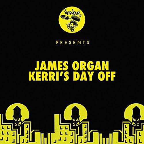 James, Organ