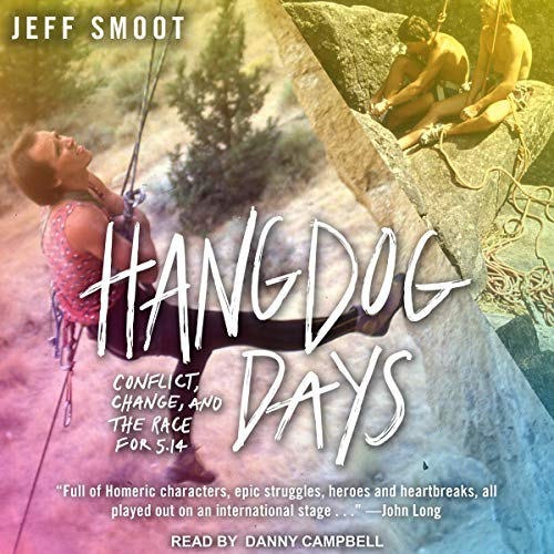 Hangdog Days audiobook cover art