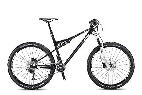 KTM Lycan 27Elite Mountain Bike, 2016, Carbon Bianco, RH 48, 12,20kg