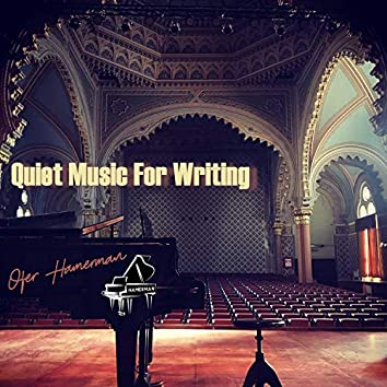 Quiet Music for Writing