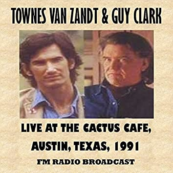 Live at the Cactus Cafe, Austin, Texas, 1991 (Fm Radio Broadcast)