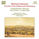 Bassoon Concertos From The Courts Of Baden-Wurttemberg...