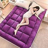 ZLJ Colchón de futón japonés colchón de Suelo Transpirable sofá Plegable colchón de Repuesto colchón de Repuesto...