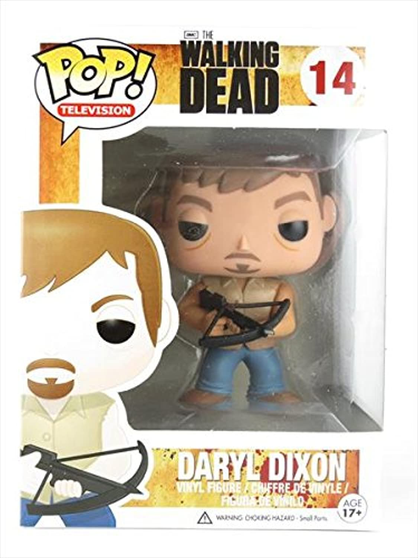 servicio considerado Daryl Dixon [WALKING DEAD (The (The (The Walking Dead)] FUNKO POP  (Fanko)  descuento de ventas