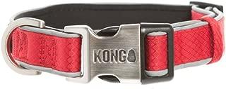 KONG Reflective Premium Neoprene Padded Dog Collar offered by Barker Brands Inc.