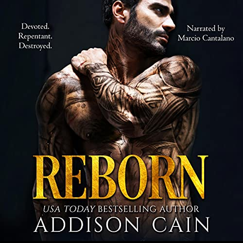 Reborn Audiobook By Addison Cain cover art