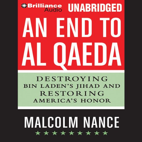 An End to al-Qaeda audiobook cover art