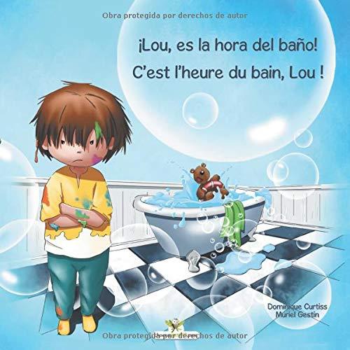 ¡Lou, es la hora del baño! - C'est l'heure du bain, Lo