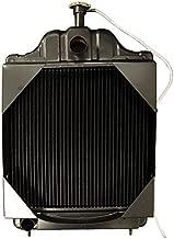 Radiator for Case International Harvester 580C Backhoe Loader - D89103