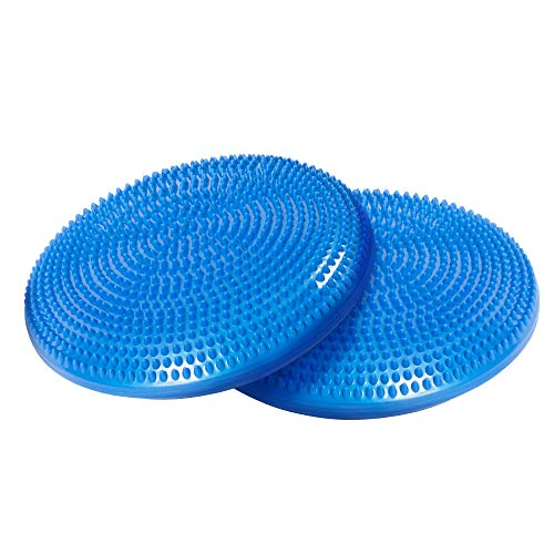 Find Discount Primasole 【Amazon.com Limited Brand】 Balance Disk (Cobalt Blue Color) 2 Pieces Com...
