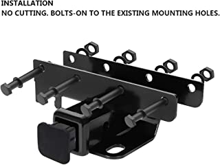 Towing Combo: 2 inch Receiver Hitch / 2
