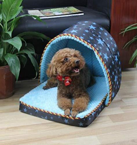 Dierbenodigdhedenmultifunctionele Grote Hond Slaapbank Hondenkussen Hond Kattenbakvulling Verwijderbare En Wasbare Nest Huis Dierbenodigdheden 60X47X45