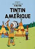 Kunstdruck 'Tim und Struppi in Amerika (1932)', von Hergé